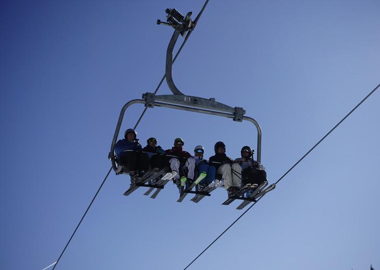 Skiareál Sternstein